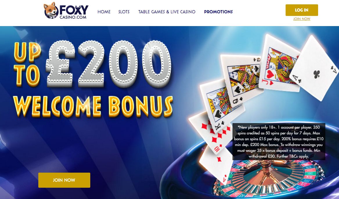 Full list of games offered by Foxy Casino