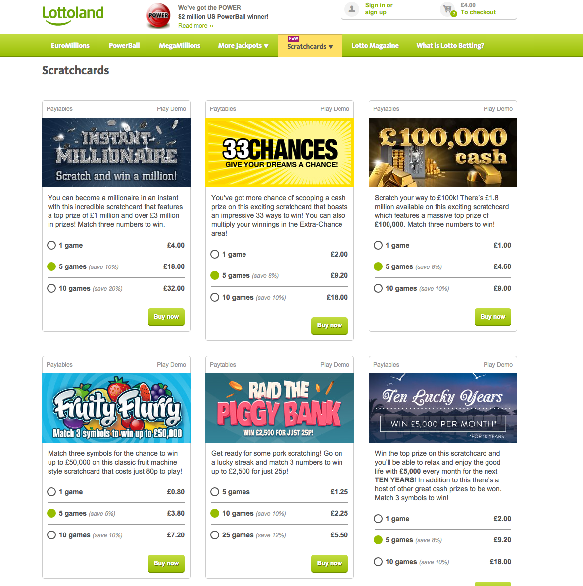 Irish Lottery Casino Review – Is this A Scam Site to Avoid