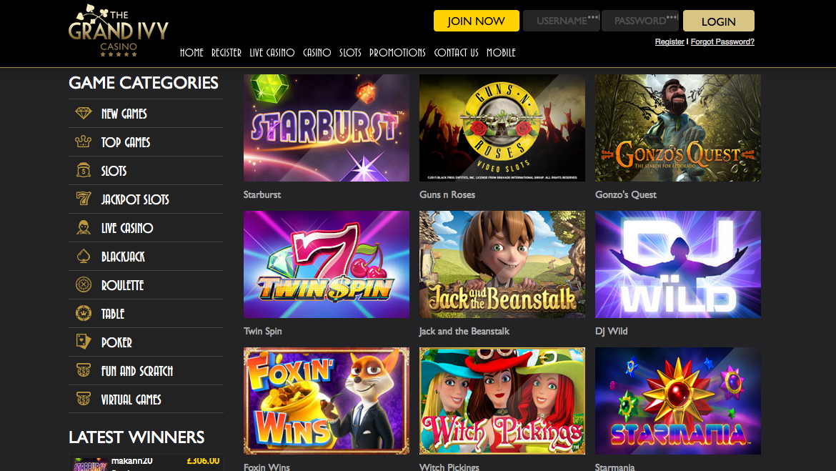 Live Casino - Exclusive Live UK Dealers
