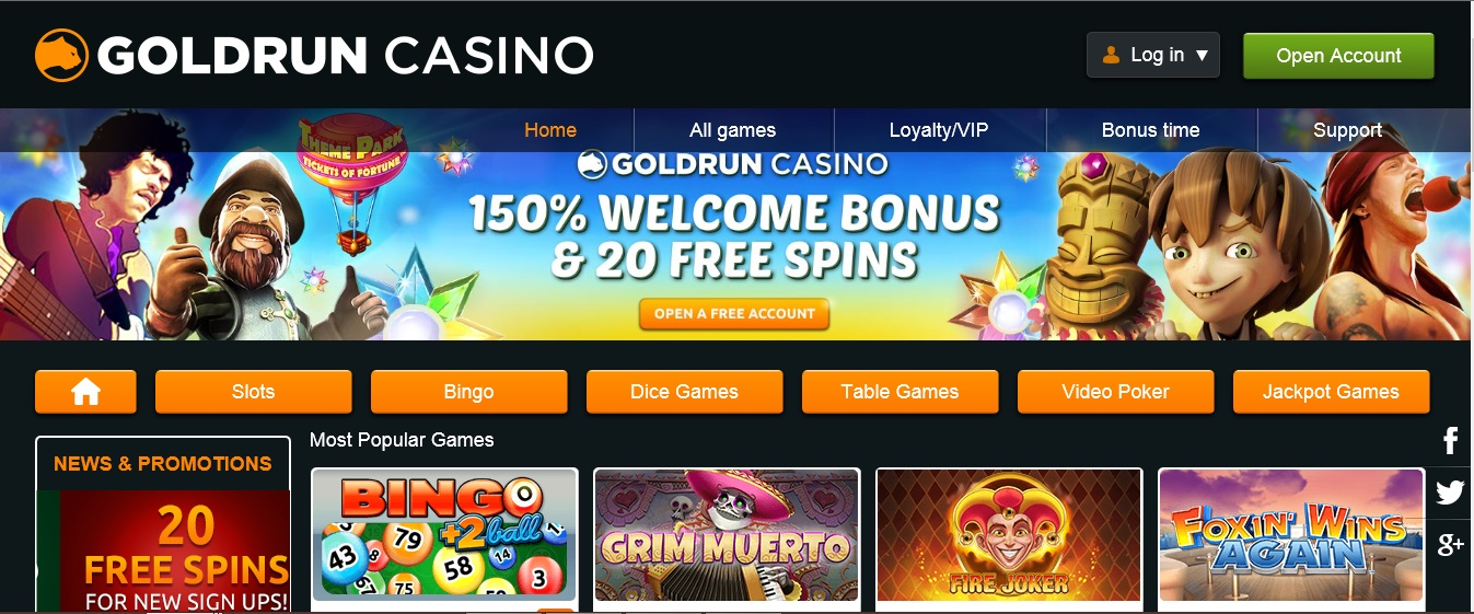 goldrun casino