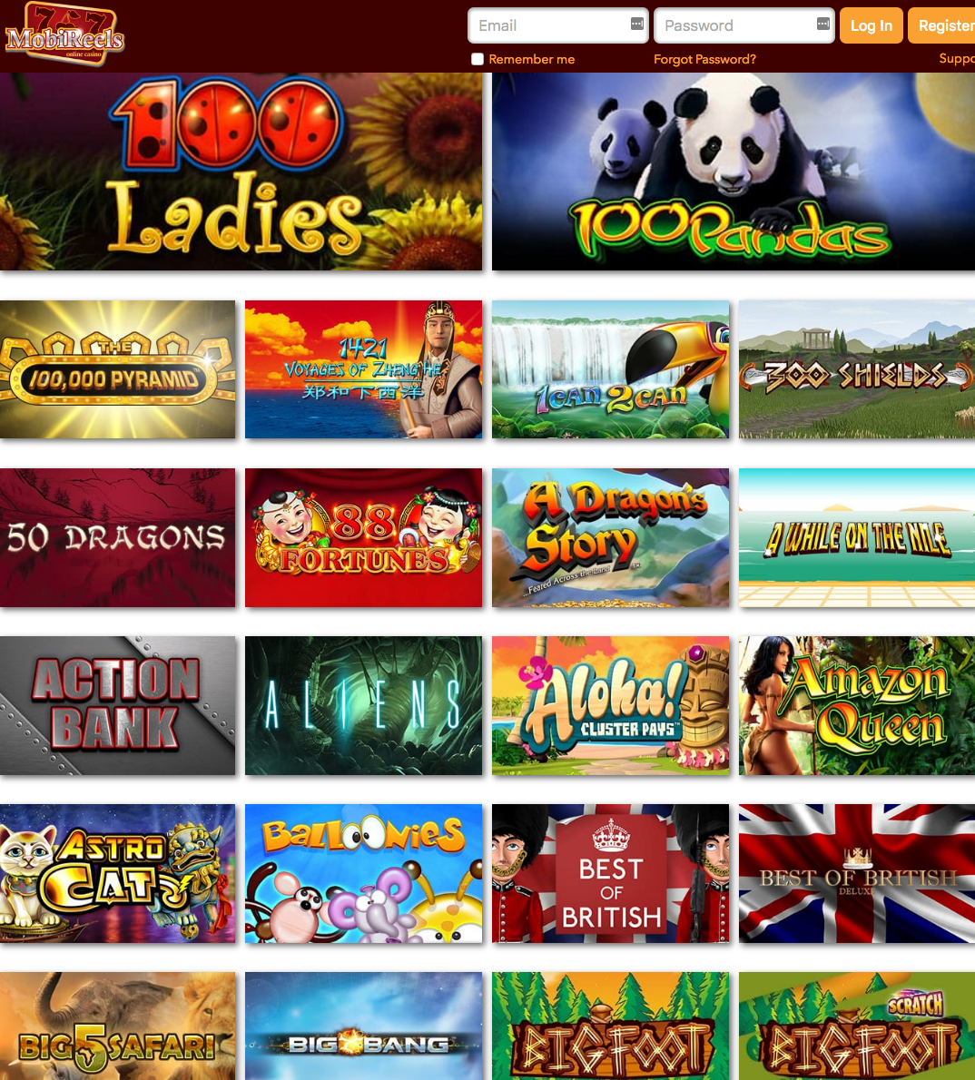 Claim your free 163 5 from mobireels casino best offers casino