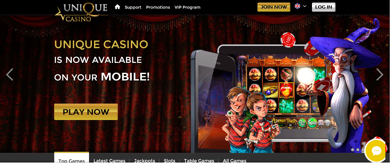 Unique Casino Casino Review - Unique Casino™ Slots & Bonus | uniquecasino.com