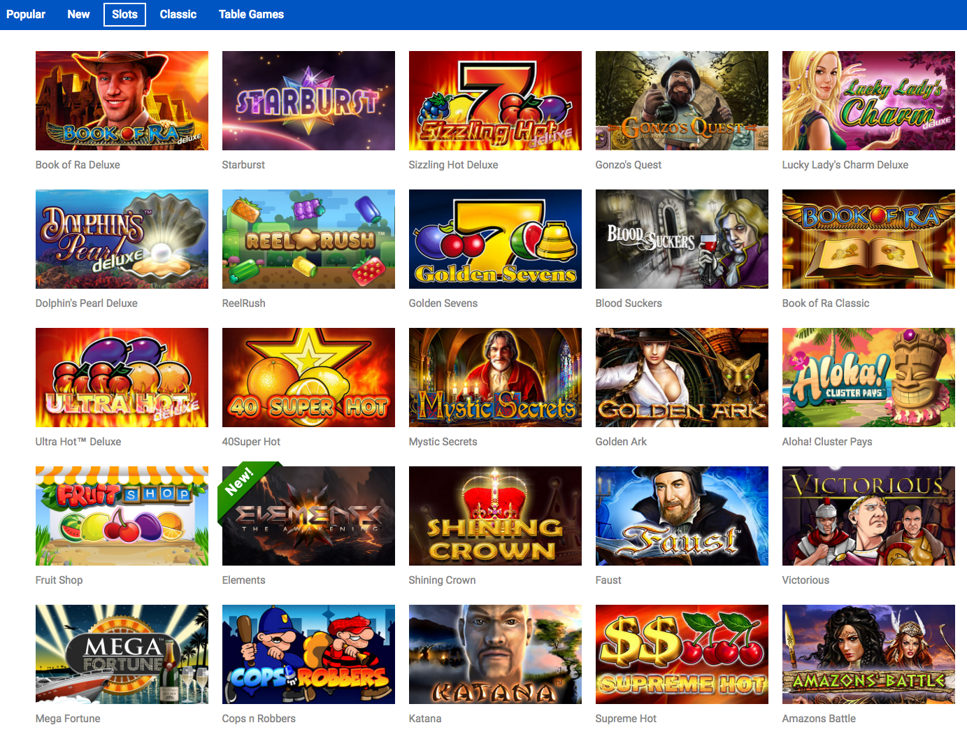 which online casino pays the best quarsar