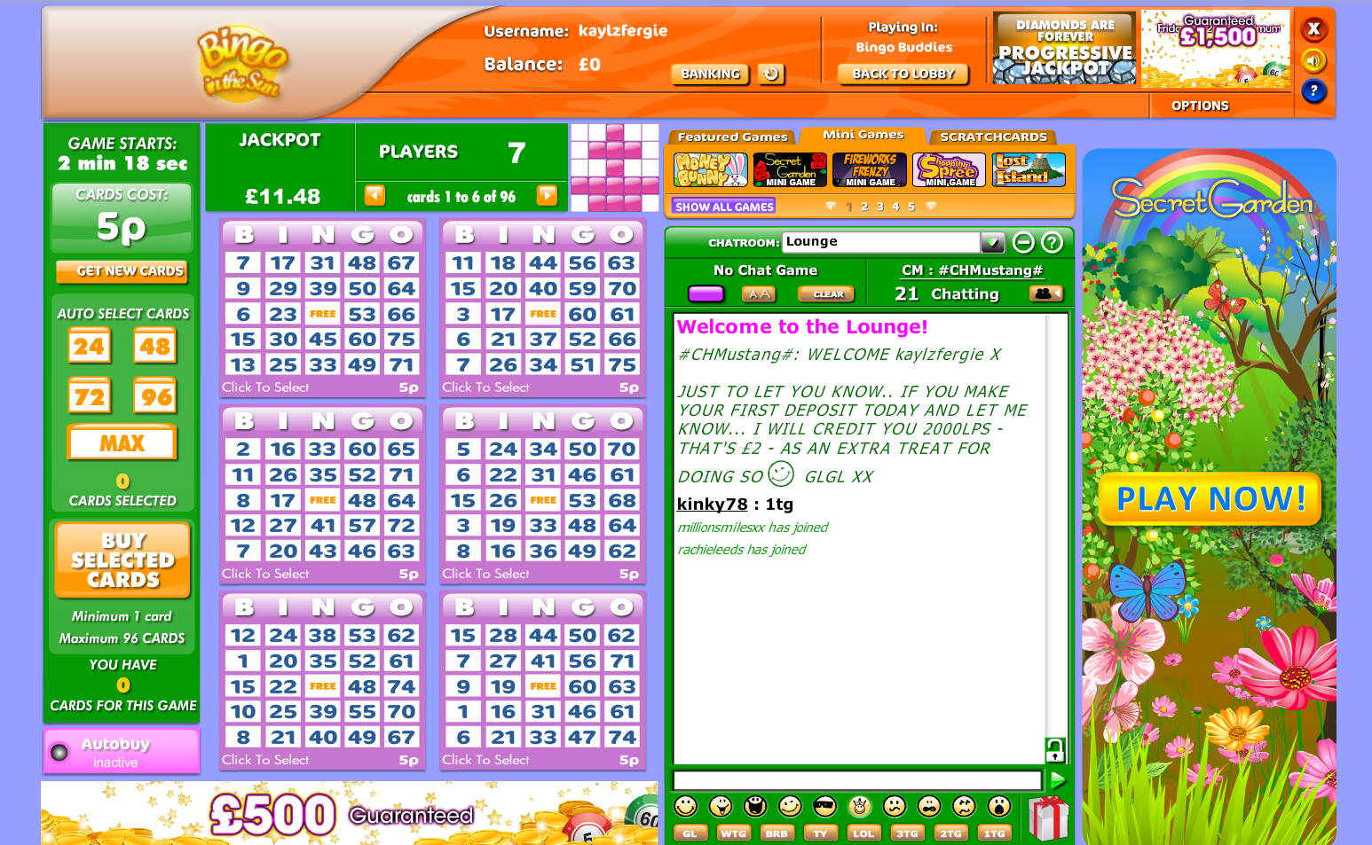 Turbo 90 Plus Bingo - Available Online for Free or Real